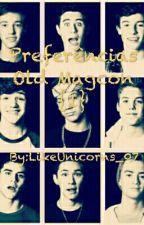 Preferências Old Magcon✨{1} by LikeUnicorns_07
