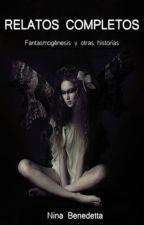 Fantasmogénesis y otras historias peculiares by NinaBenedetta