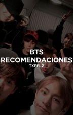 《BTS》Recomendaciones de fics by Txeplz
