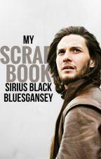 [1.5] My Scrapbook || Sirius Black by BluesGansey