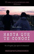 """HASTA QUE TE CONOCÍ  """"Mario Götze Y Tu"""" by mariapaulinaosorio"""