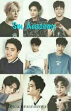 SM. Academy 》Sesoo (Chanbaek, Krisho) by commandergirl