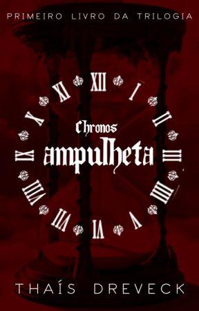 Chronos | Ampulheta by thaisdreveck