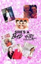 Shes a Bad Girl by abbyleenation
