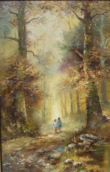 Elijahs Forest