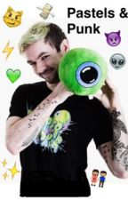 Pastels & Punk | jacksepticeye X reader by septiceyehowell