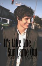 It's like the sun came out [ teen wolf a Isaac Lahey fanfic ] by catharinadewit