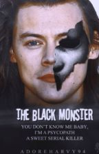 The Black Monster -Larry Stylinson by adoreharvy94