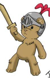 TeddyBear Knight by thordrunner