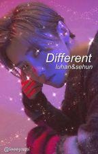 Different ✧ HunHan  by DiesesMxdchen
