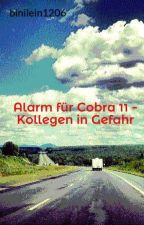Alarm für Cobra 11 - Kollegen in Gefahr by binilein1206