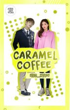 [ON HOLD] Caramel Coffee + Kim Taehyung by itsj_hyun