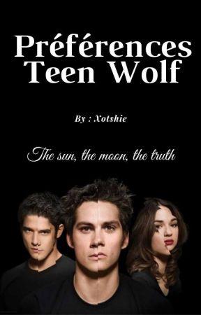 Préférence Teen Wolf by XotchieR