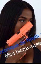 Chronique de Nayla: Mini bicraveuse  by Marghribia93
