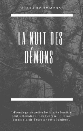 La Nuit des Démons by missanonyme35