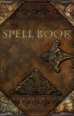 spell book - vampire spells - Wattpad