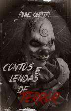 Contos e Lendas de Terror by hi_Anne