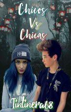 Chicas V.S Chicos [Brandon Rowland Y Tu] by tintinera68