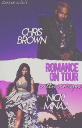Romance On Tour | Nicki Minaj & Chris Brown❤️ by sighlines