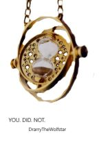 YOU. DID. NOT. (Harry Potter Time Travel) by DrarryTheWolfstar