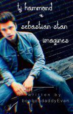 Tj Hammond/Sebastian Stan Imagines by booboodaddyEvan