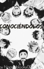 Conociéndolos -Haikyuu fanfic(x reader) by Napstablooky02