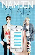 namjin ;chats by wonwoolz