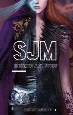 SJM theories and stuff by Asikaiablackbeak