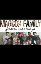 Magcon Imagines  by taysia_grier