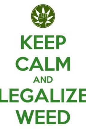 Why Marijuana Should be Legalized by JamesCousino