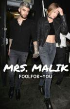 MRS. MALIK by raplikenamjoon