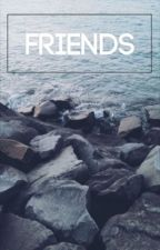 Friends; Jaxson Anderson by TwilightGray