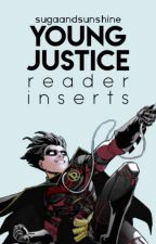 Young Justice Reader Inserts by sugaandsunshines