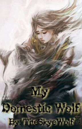 Cadged Loyalties Book Two: My Domestic Wolf (BxB GxG GxB) by TheSkyeWolf