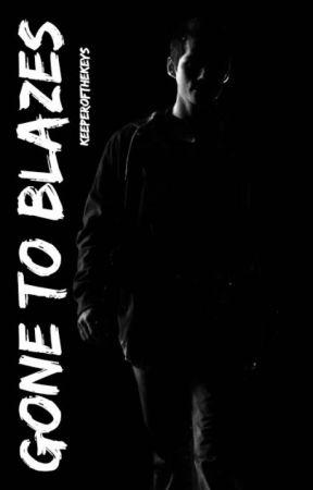 Gone to Blazes [Sterek] by KeeperOfTheKeys