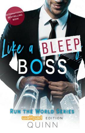 Like a *BLEEP* Boss (Sample Edition) by MichelleJoQuinn