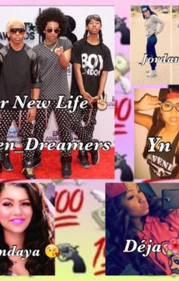 Our New Life...... A mindless behavior story