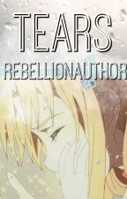 Tears (Asuna X Male!Reader) by RebellionAuthor