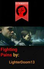 Thorne X Palmer: Fighting Pains by LighterDoom13