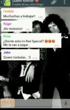 Queen Whatsapp by McKagan_Rose21