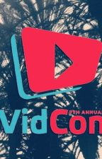 Adventures At Vidcon 2016 by maggie_kiing