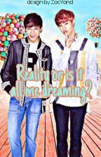 Реальность или мне все это снится? by Dasha_k-pop