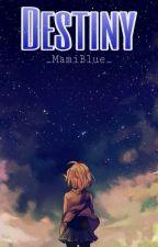 "Destiny ""Una historia diferente"" [FloweyxRender] CORRIGIENDO  by RocioNBlue"