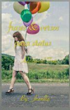 Frases & versos para status♥ by _shenilla