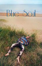blue soul ♆ lwt + hes;; painter!louis & merman!harry by exorcizalarry