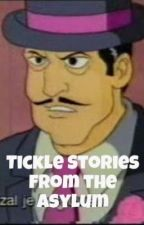 Tickle Stories from the Asylum: Turtelli's Interrogation by zerogamereview