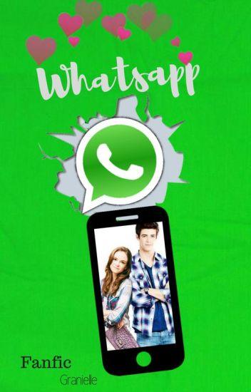 Whatsapp|Granielle|TERMINADA.