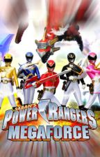 Power rangers megaforce love story by Princess_Patrisha