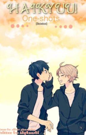 Haikyuu!! one-shots [boyxboy] - Emotional - KageHina (fluff