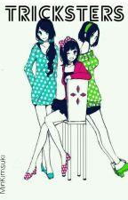 The Three Badboys And Us by KayellaOtakugurl